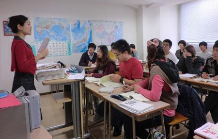 日本课堂风景