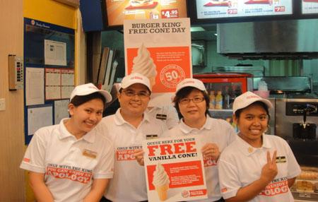 新加坡劳务汉堡店