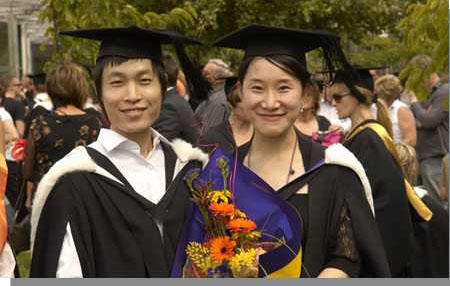 新西兰betway必威提款生毕业